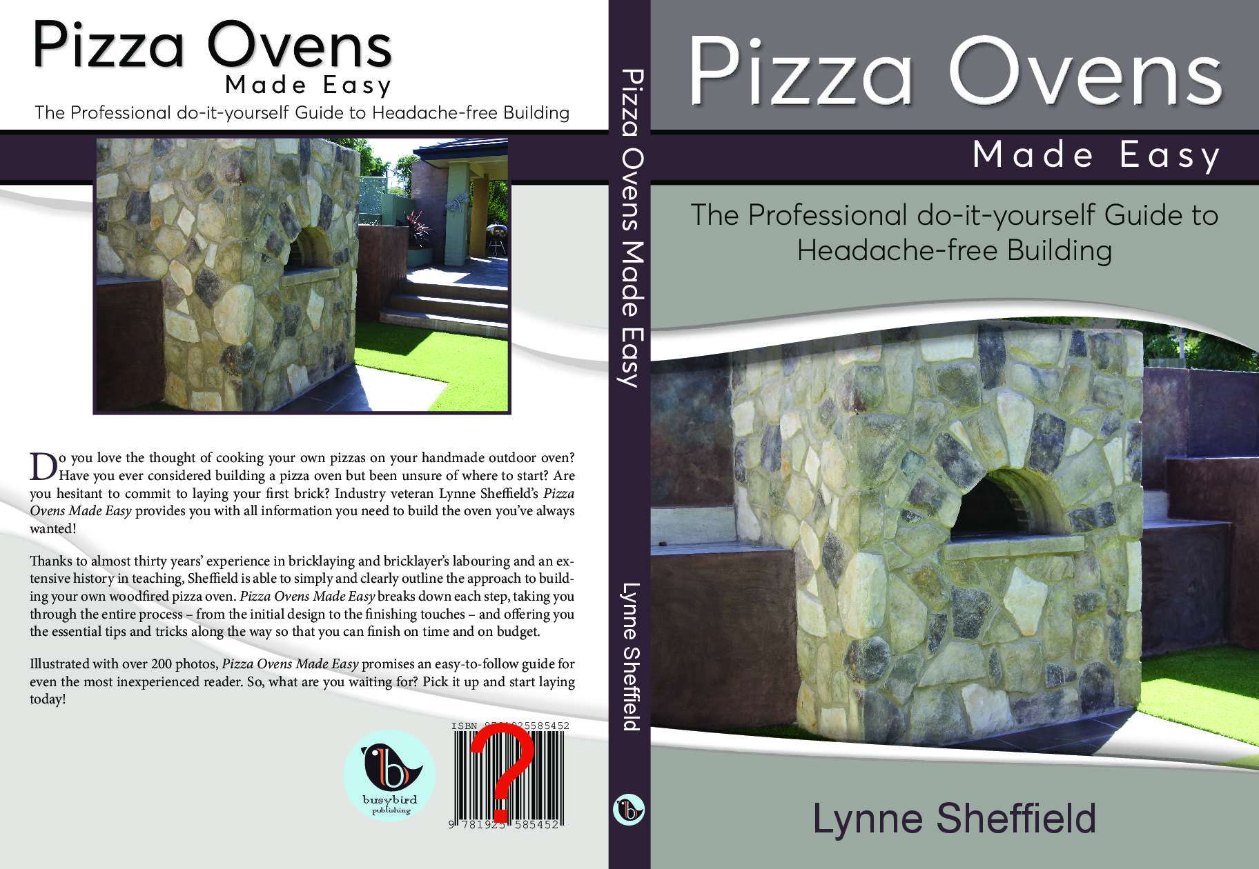 Launch of Pizza Oven Book